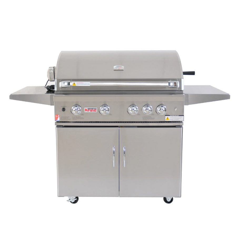 """Grandfire 38"""" Classic BBQ Package"""