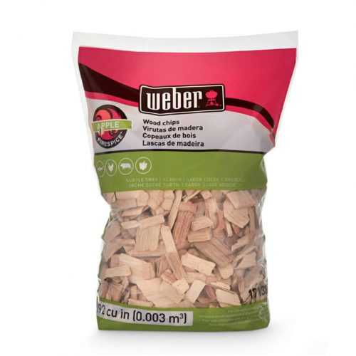 Apple Wood Chips 900g