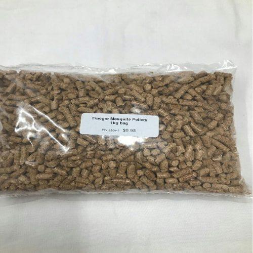 Traeger Wood Pellets Mesquite – 1Kg
