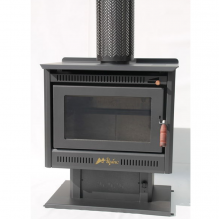 Alpine Stirling Freestanding Wood Heater