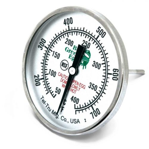 117236 Big Green Egg - Thermometer