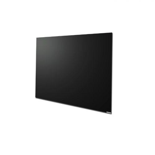 Herschel - Select XL Black Glass Frameless Panel Heater