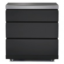 Galaxy 3 Drawer Module Black