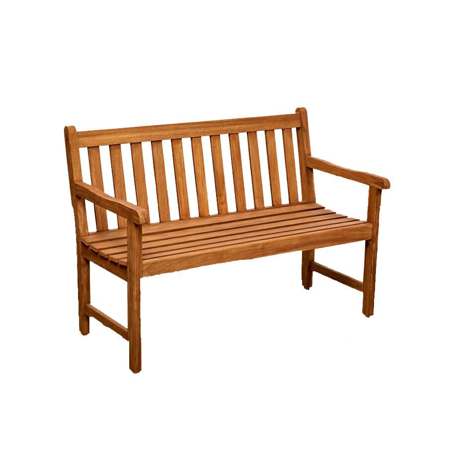 Piccadilly Teak Park Bench