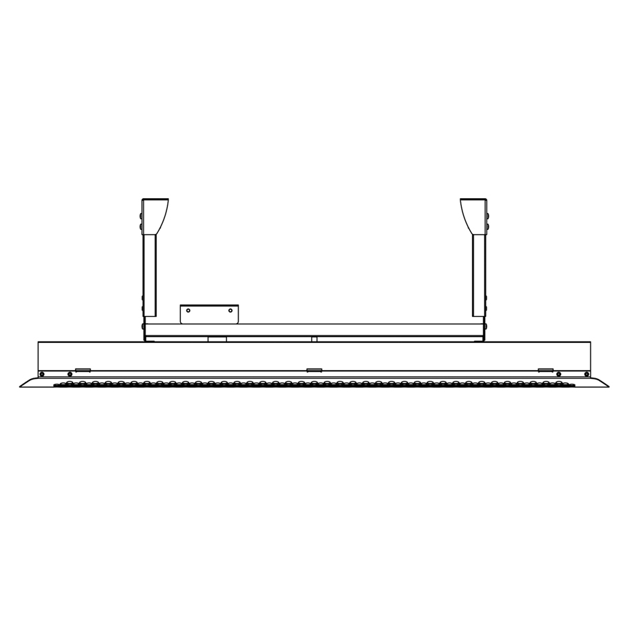 Bromic - Tungsten Electric Heater Suspension Tube