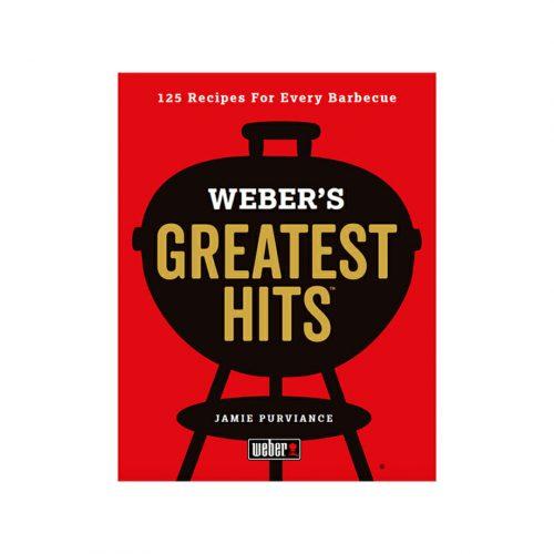 Weber Greatest Hits Cookbook