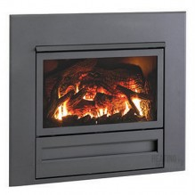 IS700 - Flat Front Charcoal Built In