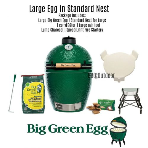 Big Green Egg Large - Standard Nest Package