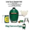 Big Green Egg Large - Standard Nest Package