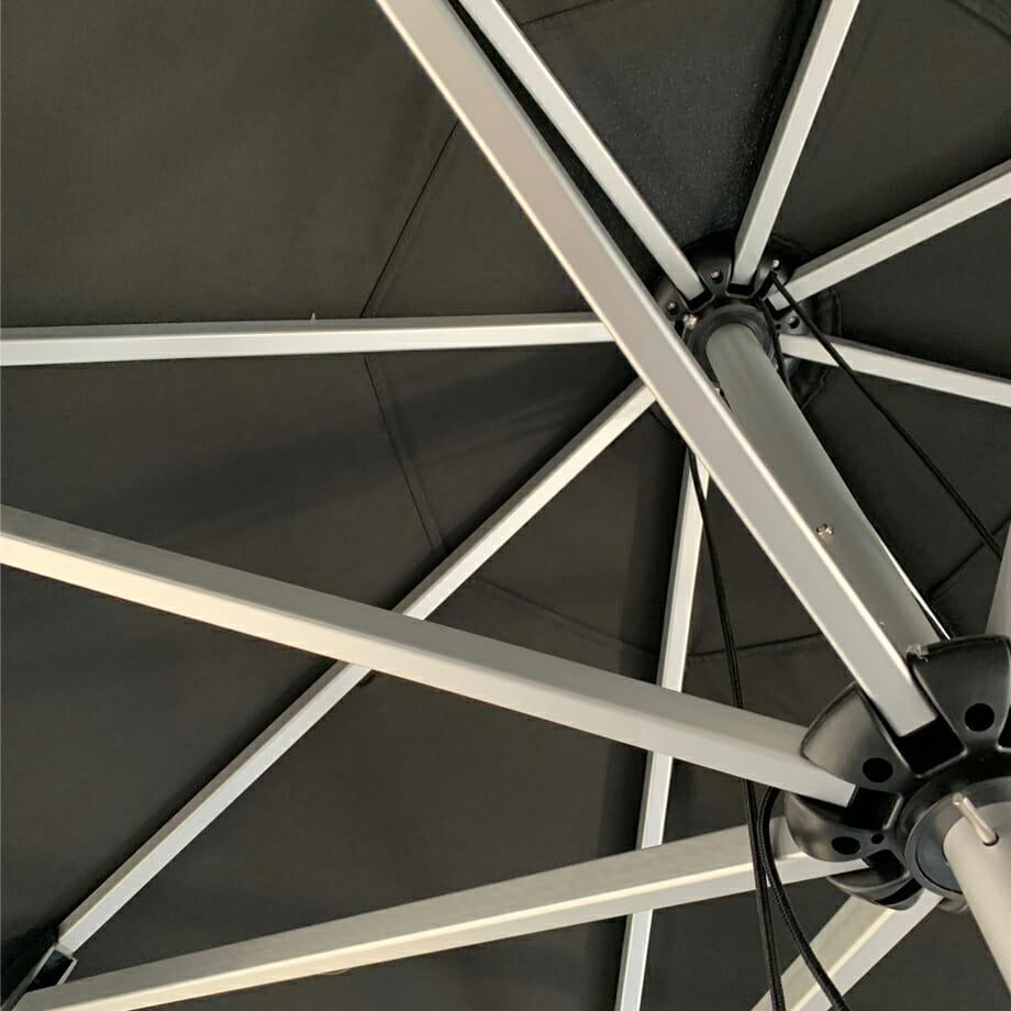 Instant Shade Umbrella's - Cafe Series - 2m Square - Acrylic