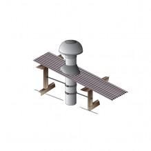 Metal Roof Install Kit