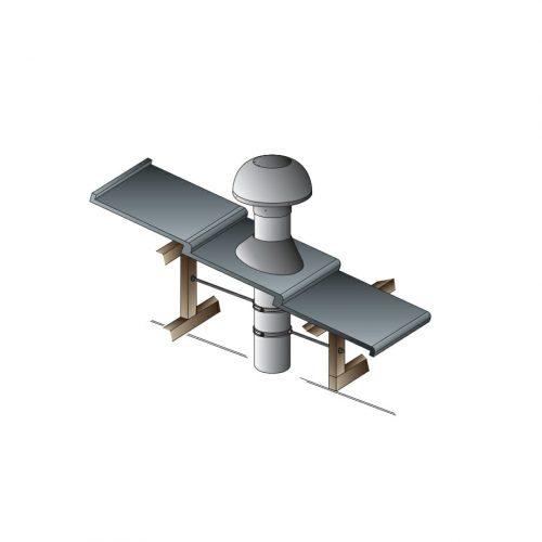 Falmec - Motor Install Kit - Tile Roof