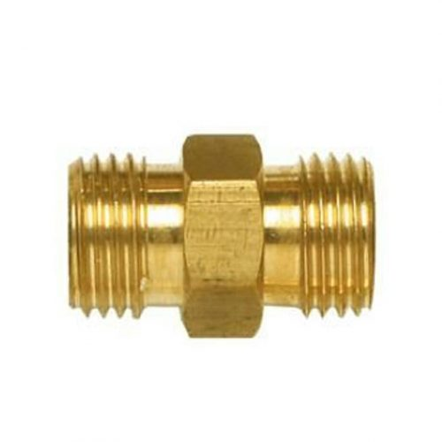 "Bromic - Gas Adaptor 1/4"" BSP-male to 1/4"" BSP-male"