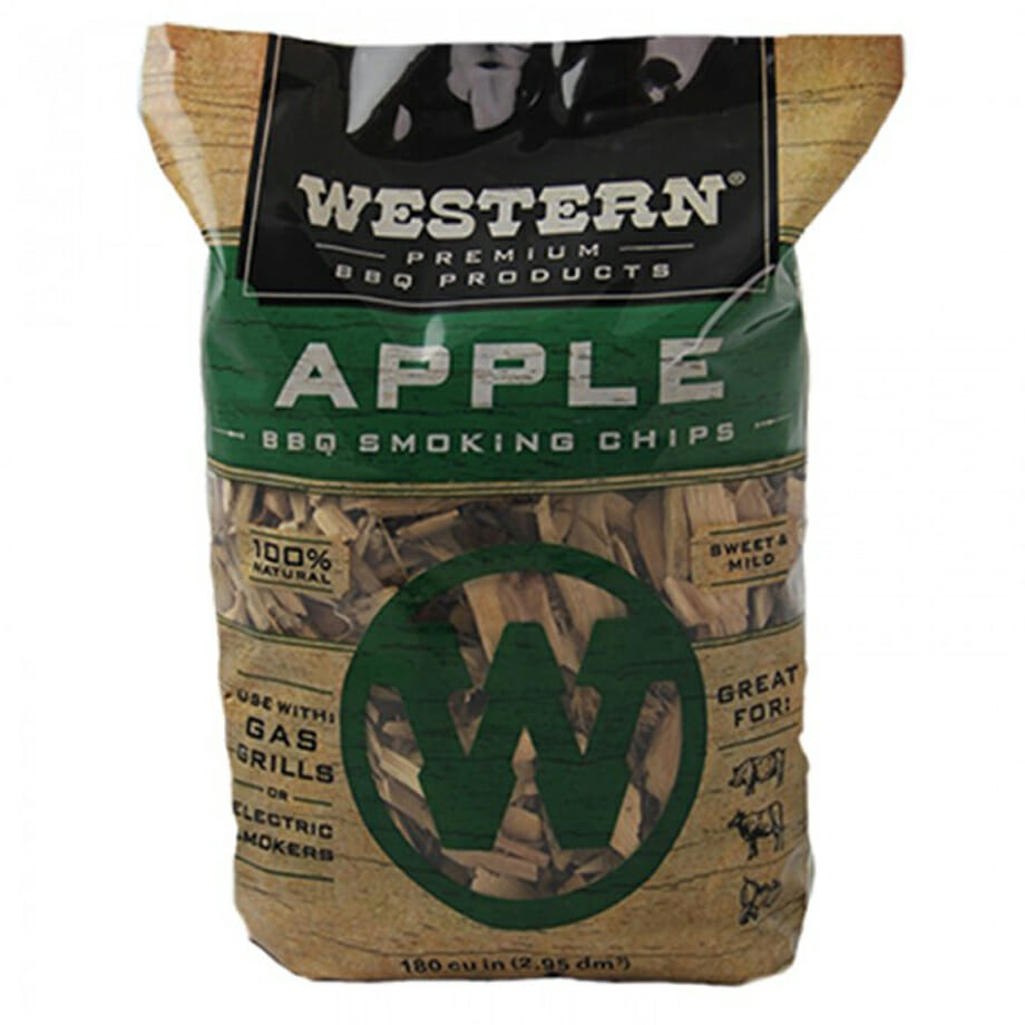 Wood Chips Apple Chips