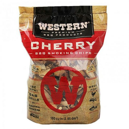 Western Wood Cherry Chips
