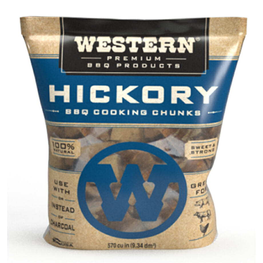 Hickory Chunks