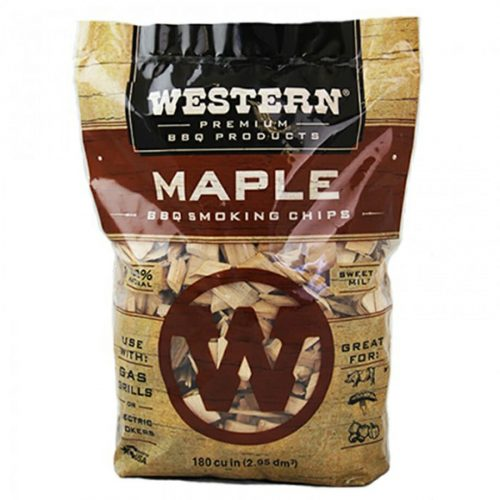 Western Wood Chips - Maple