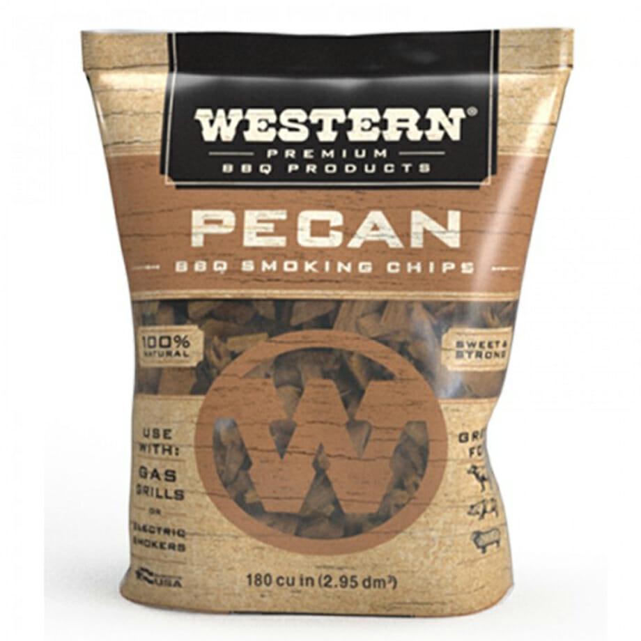 Western Wood Chips - Pecan
