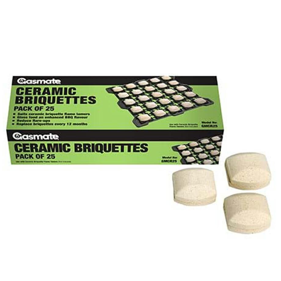 Gasmate Ceramic Briquettes