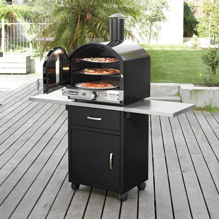 Gasmate Pizza Oven - Enamel - Out Of Stock ETA October