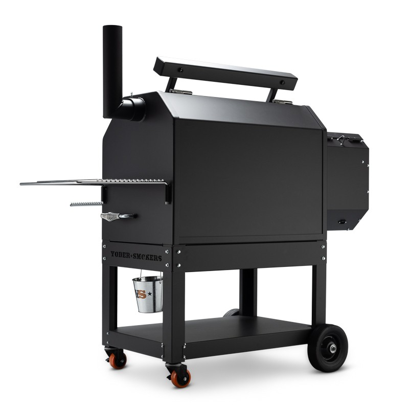 Yoder YS640S Pellet Grill - Limited Stock