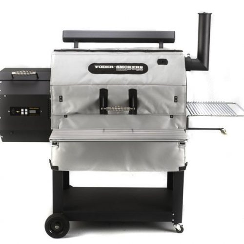 Yoder YS640 Heat Cover
