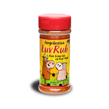 Fergolicious BBQ Luv Rub