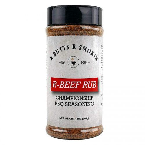 R Butts R Smokin - R-Beef Rub