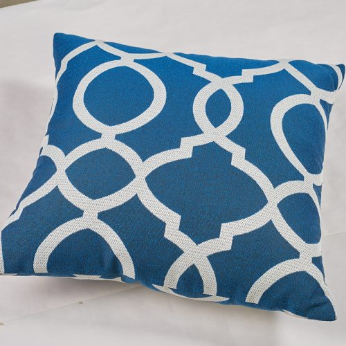 Melton Craft Cushion - Torquay Navy