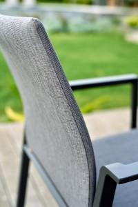 Bronte Padded Sling Chair Back
