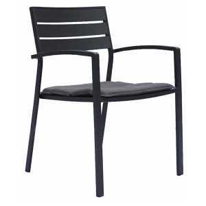 Rouen Chair - Charcoal