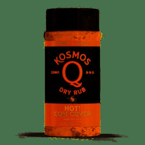 Kosmos Q - Cow Cover Hot Rub