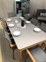 Melton Craft Hampton Laminate Table - 220x100cm