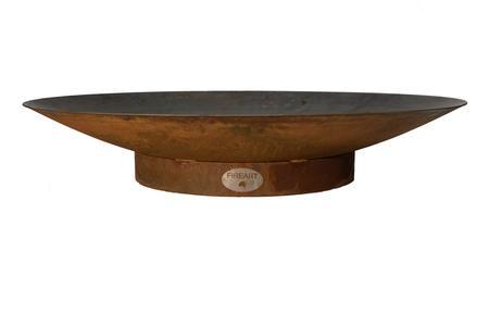 Fireart - 150cm Mild Steel Firepit