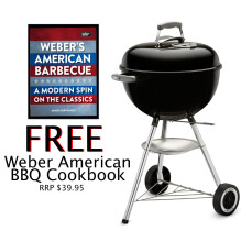 47cm,57cm Original Kettle - Free Cookbook American BBQ