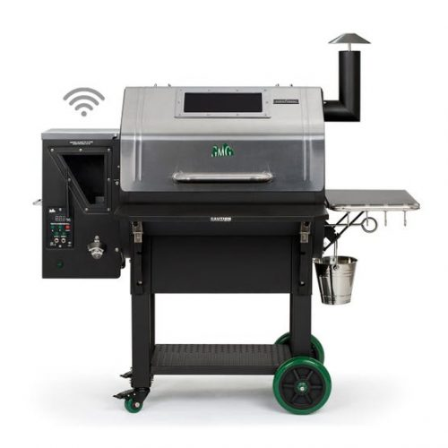 Green Mountain Grills Daniel Boone Prime Plus - WiFi - Stainless Steel