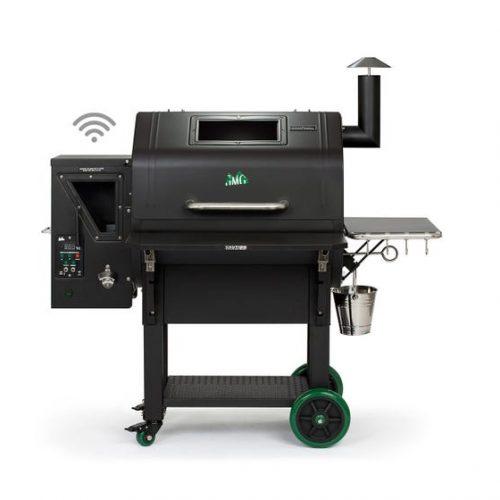 Green Mountain Grills Daniel Boone Prime Plus - WiFi - Black