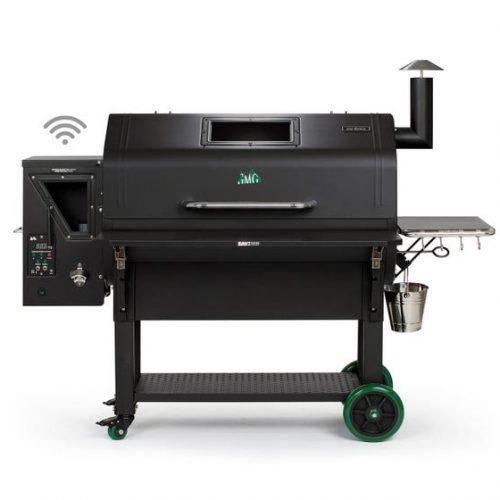 Green Mountain Grills Jim Bowie Prime Plus - WiFi - Black