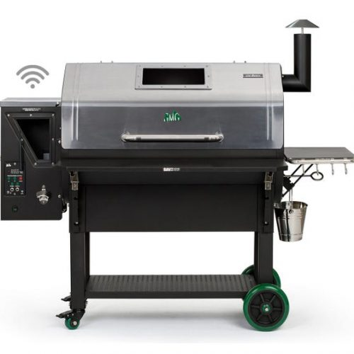Green Mountain Grills Jim Bowie Prime Plus - WiFi - Stainless Steel