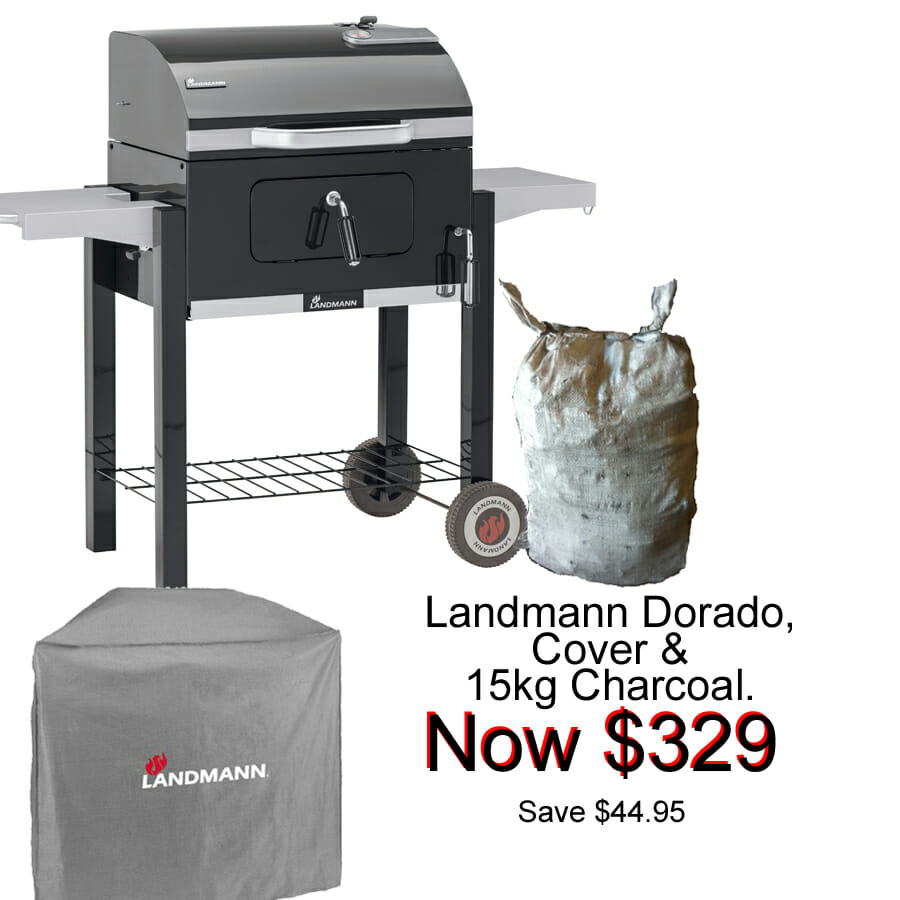 Landmann Dorado Charcoal