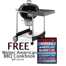 Perfomer FREE American BBQ Cookbook with Kettle