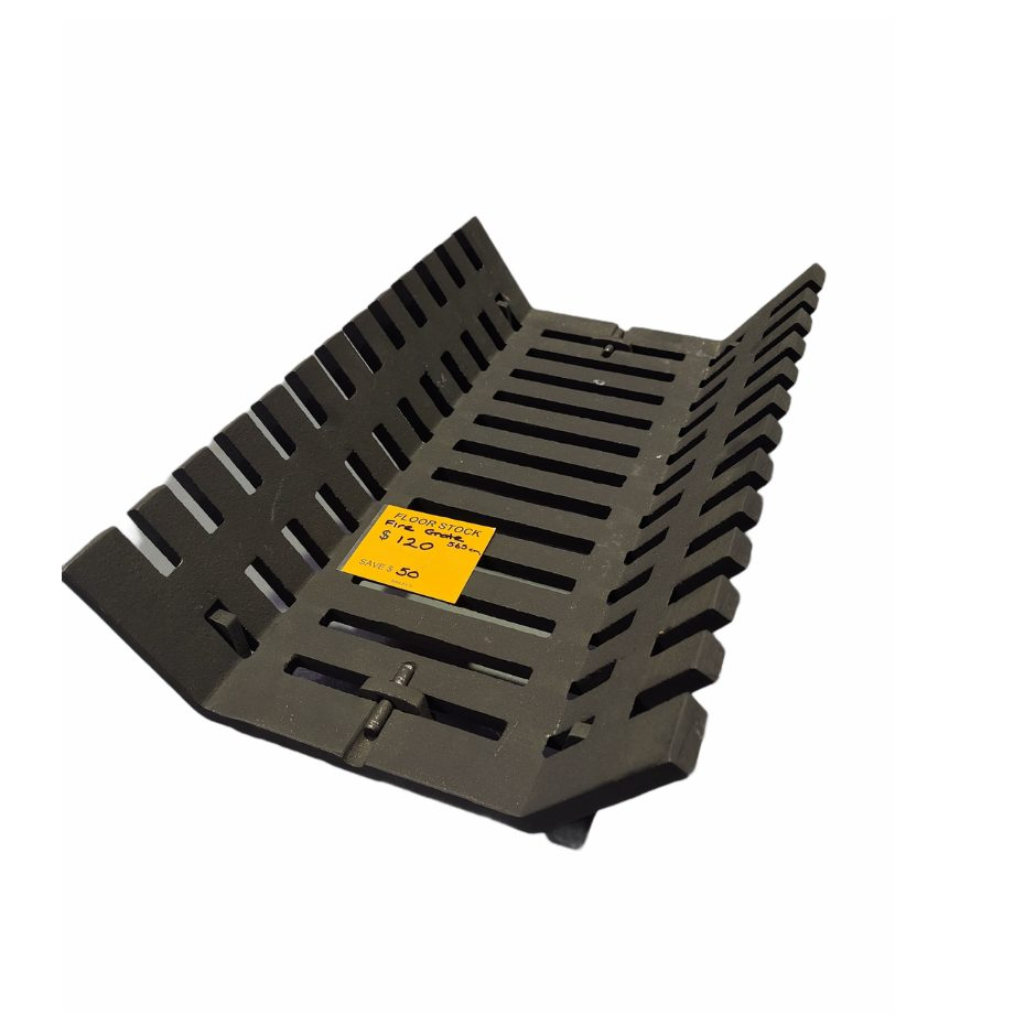 HEAVY DUTY CAST IRON FIRE GRATE - 565mm - EX-DISPLAY