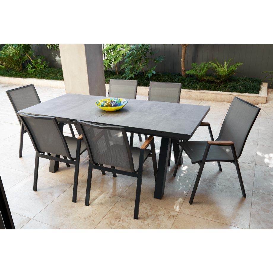 Melton Craft Atlanta Extension Table
