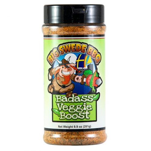Big Swede BBQ - Badass Veggie Boost