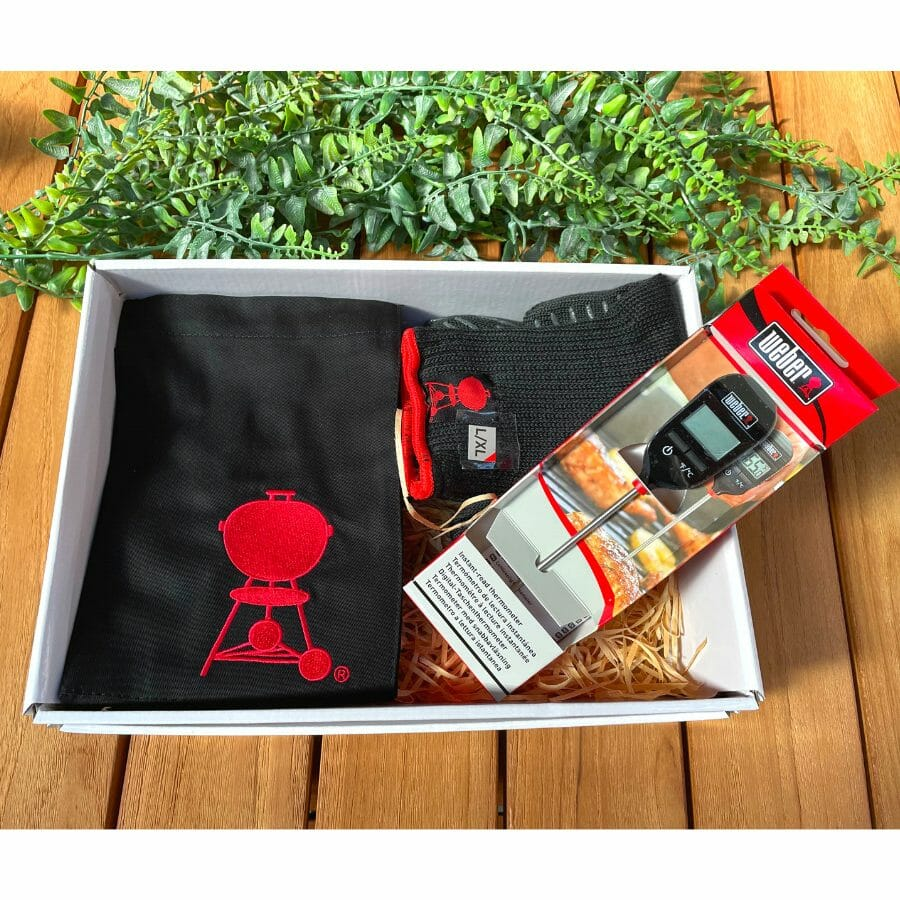 Fathers Day Gift Box - Weber