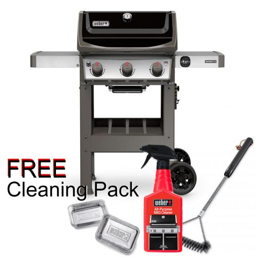 Weber Spirit II E310 with FREE Cleaning Pack