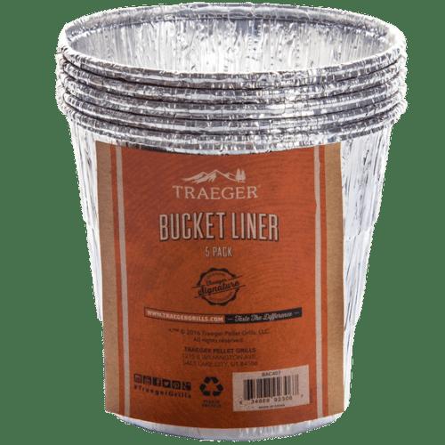 Traeger Bucket Liners