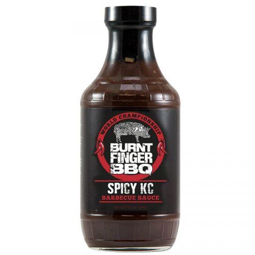 Burnt Finger BBQ - Spicy KC BBQ Sauce