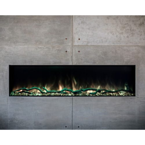 """Modern Flames - Landscape Pro Slim 44"""""""