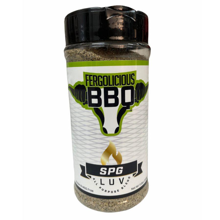 Fergolicious BBQ - SPG LUV